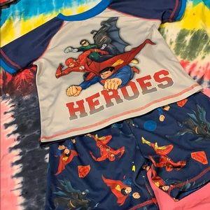 Other - Justice League Pajama Set